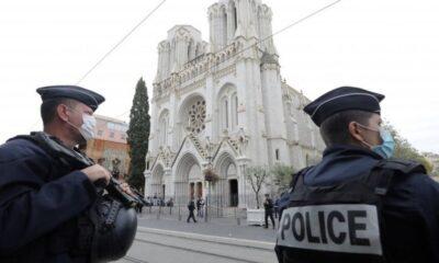 สตรีมุสลิมหัวรุนแรงฆ่าอีก 2 รายในฝรั่งเศส