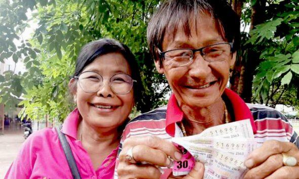 วิธีแบ่งเงินรางวัลหลังถูกลอตเตอรีให้กับครอบครัว