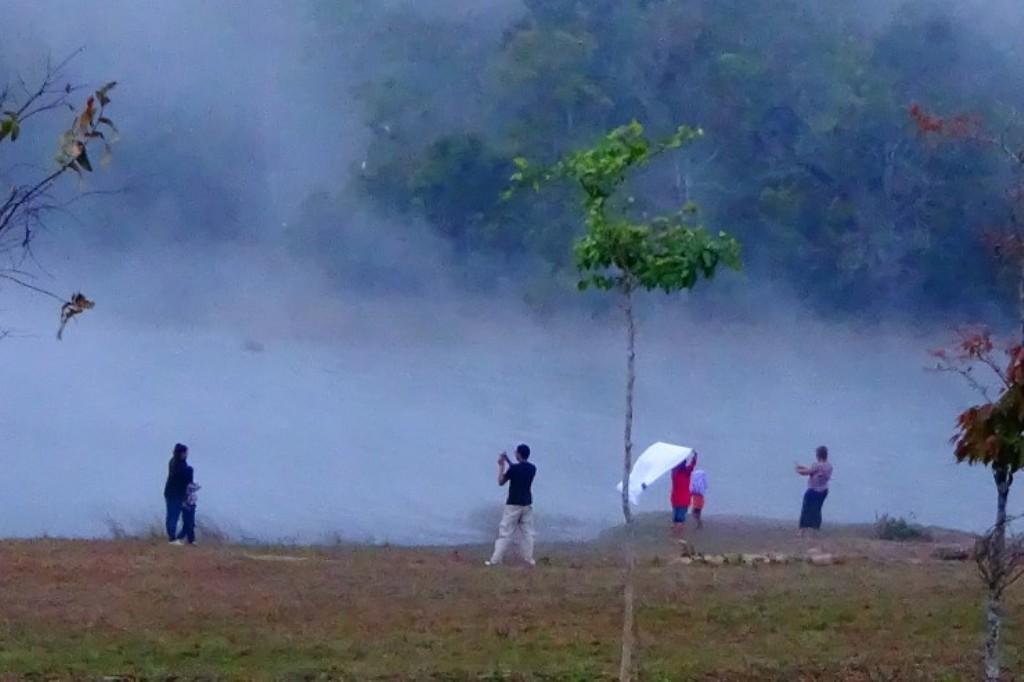 อุตุฯ เผยไทยตอนบนมีอากาศอบอุ่นและมีหมอกในตอนเช้า