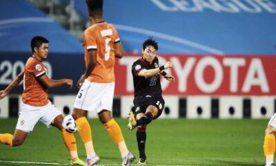 เอฟซีโซลเอาชนะเชียงรายยูไนเต็ด 5-0 ในศึกเอเอฟซีแชมเปี้ยนชิพ