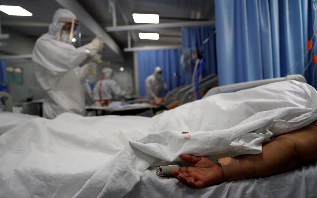 คนโบกรถบ่อนระยองติดโควิด-19 เสียชีวิต เป็นรายที่ 61