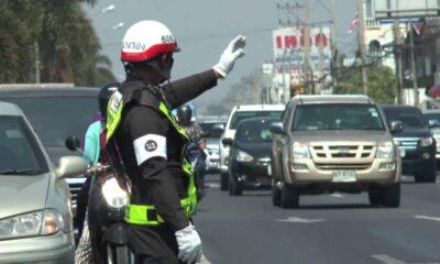 ตำรวจเชียงราย เข้มเมาแล้วขับป้องกันอุบัติเหตุช่วงเทศกาล
