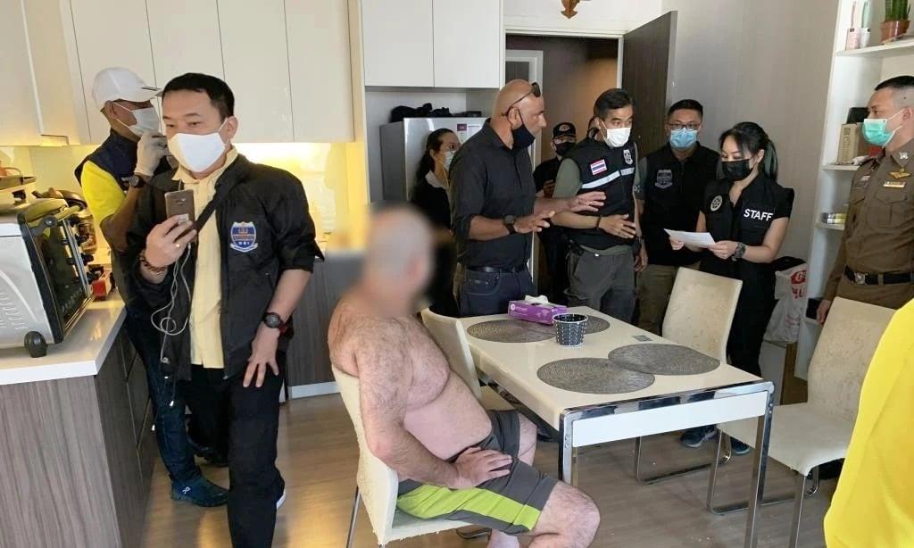 ชายชาวอิสราเอลที่ถูกจับกุมในกรุงเทพฯในข้อหาอนาจารเด็ก