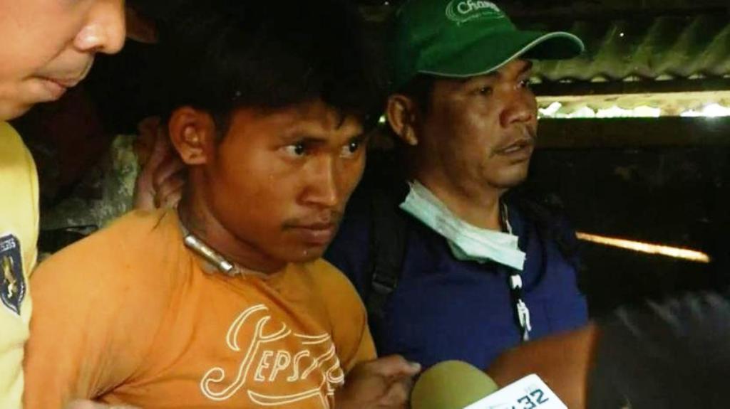 'ไอ้แหบ' คนร้ายฆ่าข่มขืนเด็กหญิง 8 ขวบ จนมุมขณะย่องกลับบ้าน สารภาพก่อเหตุจริง