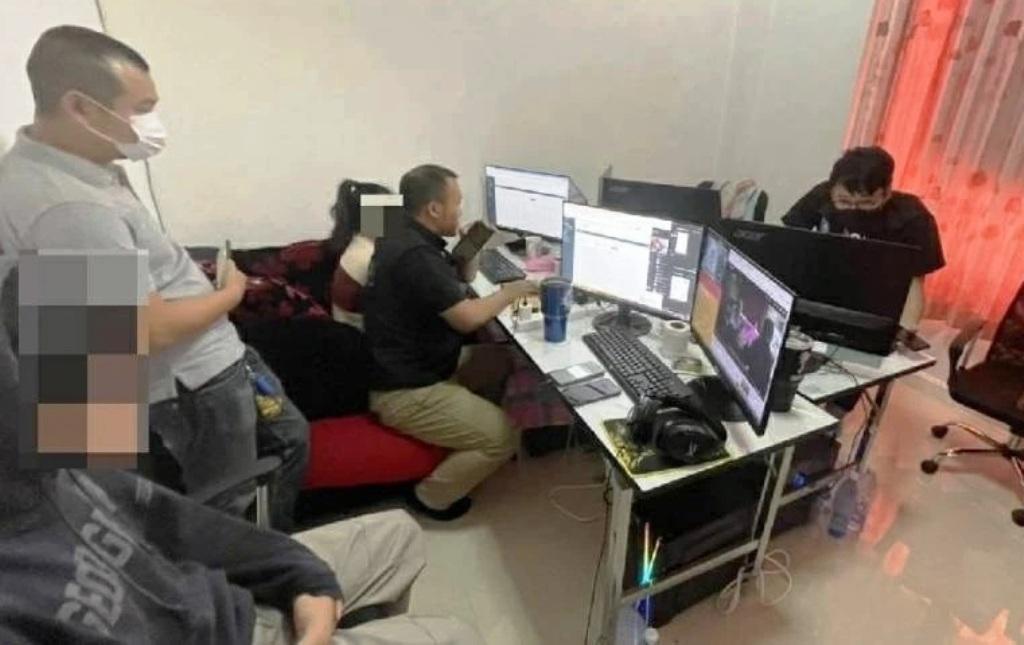 ตำรวจเชียงรายปราบปรามเครือข่ายพนันออนไลน์