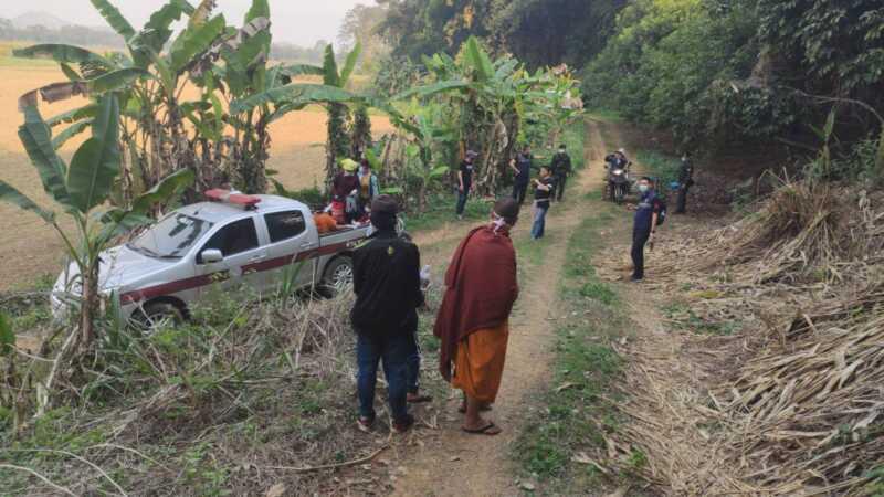ผู้ต้องสงสัย 8 คนถูกจับในข้อหาข้ามแม่น้ำรวกจากฝั่งเมียนมา