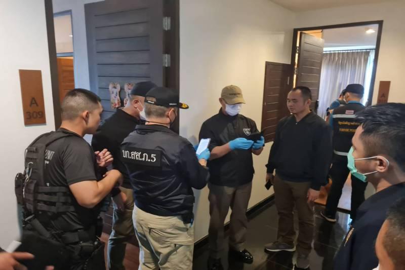 พบศพ 3 ศพในคอนโดหลังดราม่าตำรวจล้อมเชียงใหม่