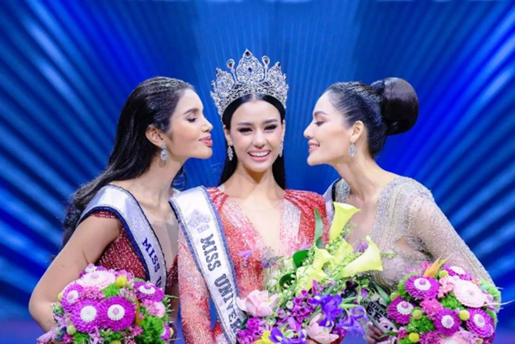 """ปลด """"มิสยูนิเวิร์สไทยแลนด์ 2020"""" จากทูตการเมืองสุขภาพจิต"""