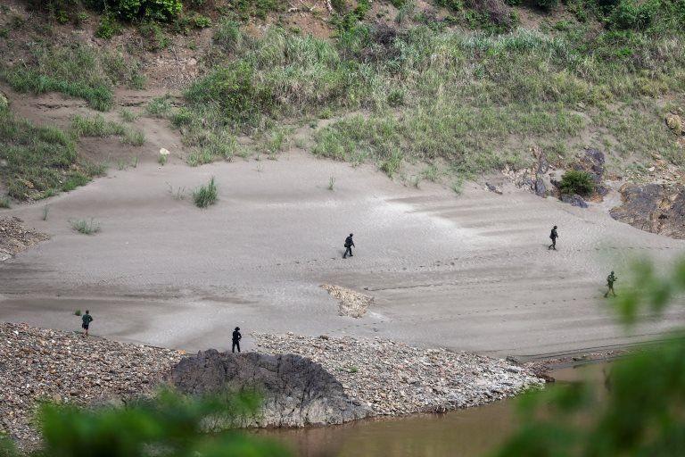 คนไทย 250 คนหนีตายหลังทหารเมียนมาปะทะกองกำลังชนกลุ่มน้อยข้ามพรมแดน