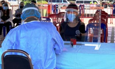 ยอดผู้ติดเชื้อไวรัสโคโรนาในเชียงรายพุ่งแตะ 140 ราย