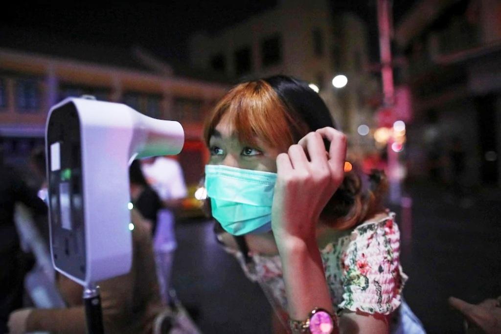 การสวมหน้ากากอนามัยในที่สาธารณะเป็นภาคบังคับของจังหวัดเชียงราย