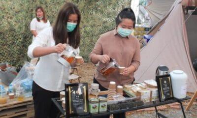 """จังหวัดเชียงรายจัดงาน"""" Back to Origin Tea & Coffee Festival"""""""