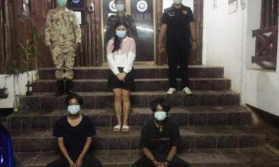 ทางการเชียงรายจับเด็กสาว 2 คนส่งข้ามแดนไปเมียนมา