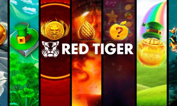 เกมสล็อตออนไลน์ยอดนิยมจาก Red Tiger น่าเล่น