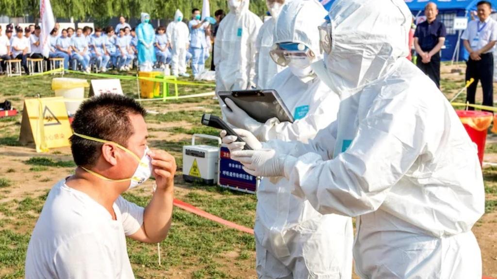จีนพบผู้ป่วยติดเชื้อไข้หวัดนก H10N3 รายแรกของโลก