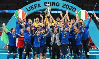 อิตาลี vs อังกฤษ: ยูโร 2020 รอบชิงชนะเลิศ อิตาลีเอาชนะอังกฤษ 3-2