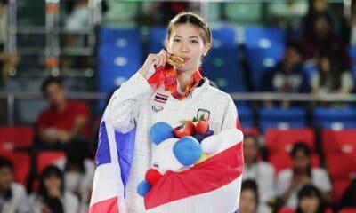 ปณิภักดิ์ วงศ์พัฒนกิจ คว้าเหรียญทองโอลิมปิกที่โตเกียว