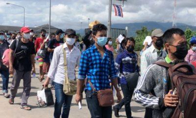 TBC เนรเทศชาวเมียนมาร์กว่า 200 คนออกจากเชียงราย