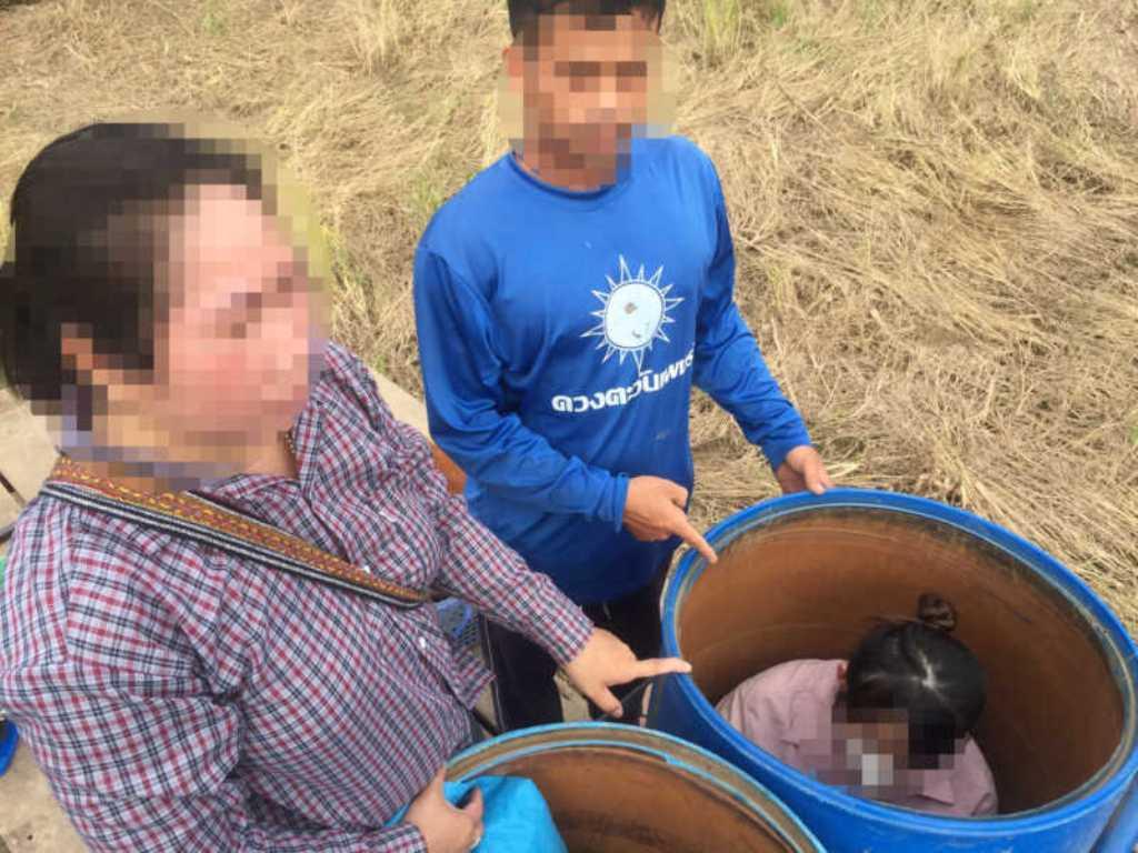 ทหารเชียงรายคว้าสามีภริยาลักลอบขนหญิงชาวจีน