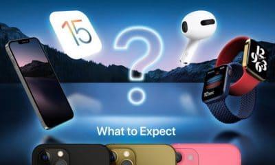 """ราคา """"AirPods 3"""" ที่จะเปิดตัวพร้อมกับ iPhone 13 ในวันที่ 14 กันยายน"""