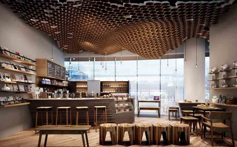 Gallery Drip Coffee shop
