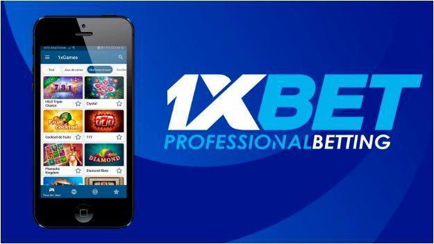 ประโยชน์ของ 1xBet mobile รุ่นและแอพพลิเคชั่นสำหรับอุปกรณ์พกพา