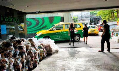 Panthera Group ร่วมกับครอบครัว Capewell แจกถุงยังชีพช่วยเหลือกลุ่มคนขับแท็กซี่