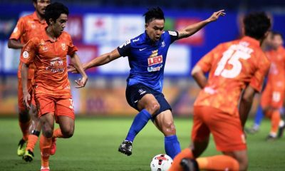 ข่าวฟุตบอล เชียงราย ยูไนเต็ด ชนะ บีจี ปทุม ยูไนเต็ด 2-0
