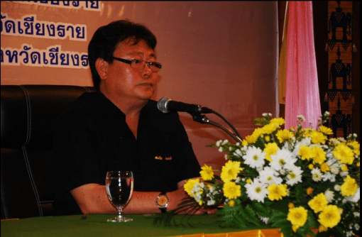 Governor of Chiang Rai Talks about Natural Disaters
