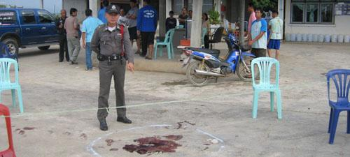 Canvasser working for Chat Thai Pattana Party shot dead in Chiang Rai