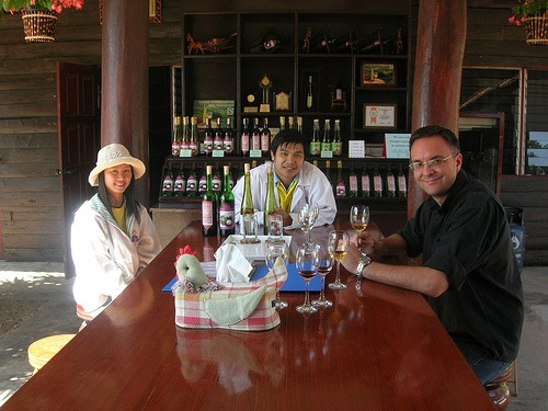 Spend a Weekend at a Vineyard in Chiang Rai