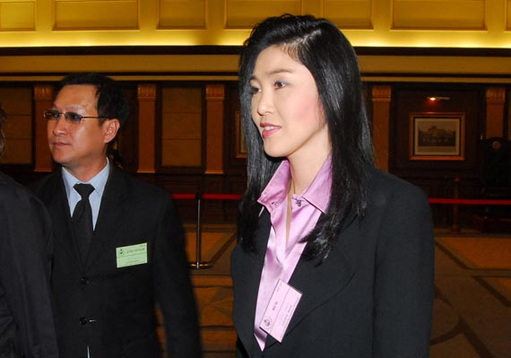 Yingluck Shinwatra will Visit Chiang Rai on Saturday, May 21