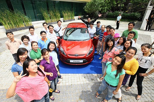 The all-New Ford Fiesta Continues to Build Momentum