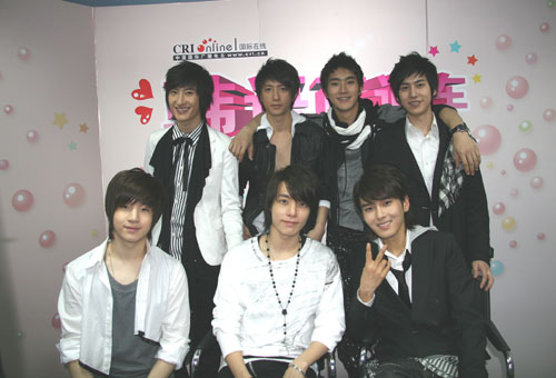 Super Junior M Sing for Fight Against Human Trafficking