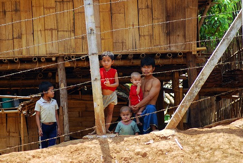 The Increased Refugee inflow into Thailand