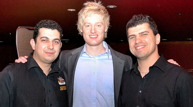 Neil Robertson and Steve Mifsud continue Australia's Winning Start in Bangkok