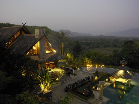 The Green Bliss of Anantara Golden Triangle