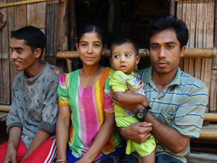 Myanmar Representatives asked Thai government to Shut Refugee Camps