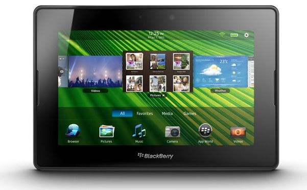 BlackBerry PlayBook Coming to AIS, TrueMove, Jay Mart and TG Fone July 22