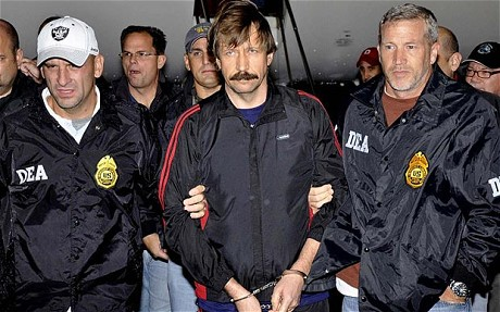 The Ongoing Hearings Against  Russian Businessman Viktor Bout in US