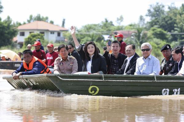 Prime Minister Considering Flood Relief if the Crisis Spread