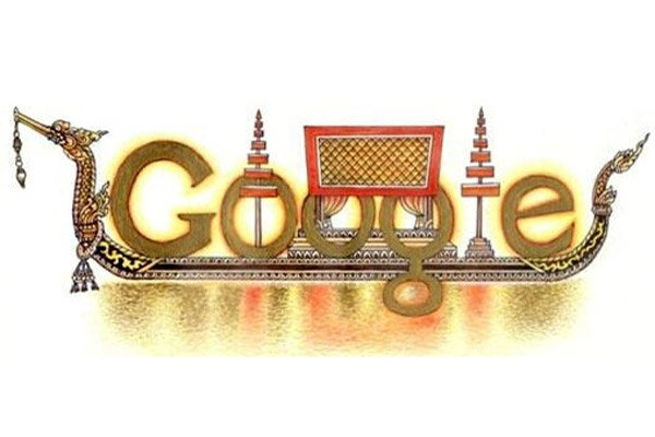 Google Open for Business in Thailand