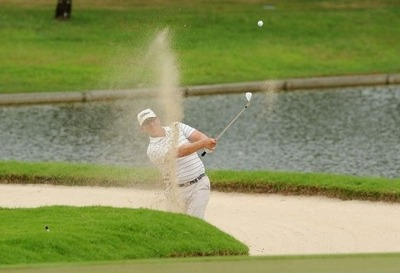 Australian Ryan Haller Sets the Pace at Thailand Open