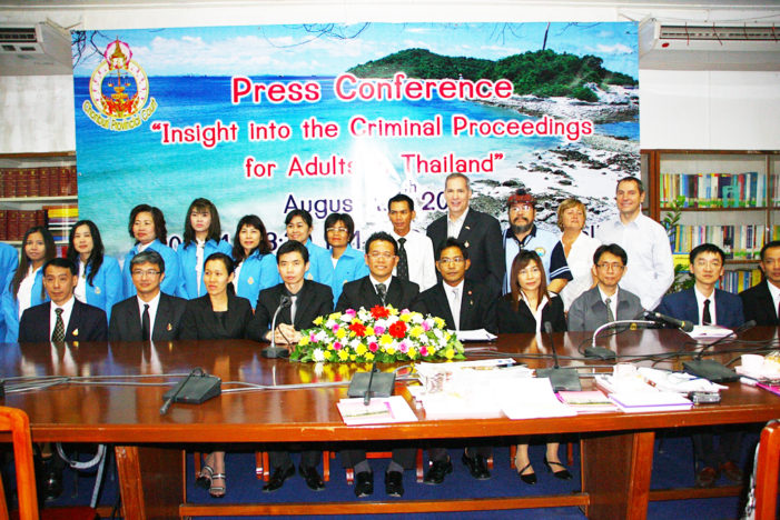 Seminar for Expats to Learn Thai Laws