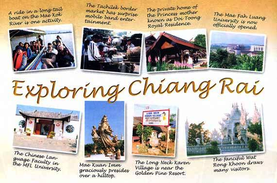 Chiangrai Culture and Events