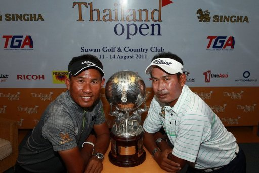 Thaworn Tries to Win for Thailand