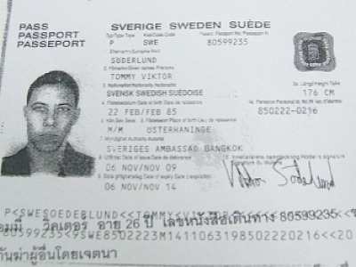Two Swedish Men Wanted on Murder Charges