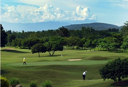 Waterford Valley Golf Course Chiangrai