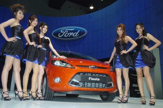 Thailand's Auto Sales up 11% This Year