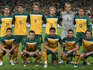 Socceroos would begin their journey to Brazil 2014 against Thailand